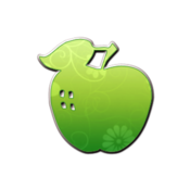App Icon: Iss mehr Obst!