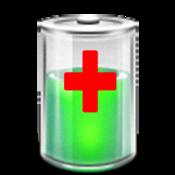App Icon: Battery Defender - Batterie