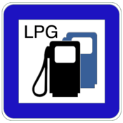 App Icon: GasTanken LPG-Edition