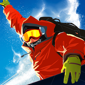 App Icon: Snowboarding The Fourth Phase