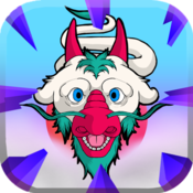 App Icon: Dragon Journey