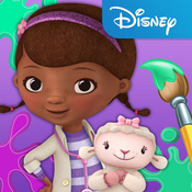 App Icon: Doc McStuffins Color and Play 1.6