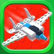 App Icon: Anleitung für Lego® - So erstellen Sie neue Spielwaren mit alten LEGO® Steine 6.7