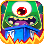 App Icon: Monsters Ate My Condo