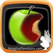 App Icon: Schneewittchen – interaktive Zeichentrickfilm für Kinder GRATIS - Imagination Stairs TV 1.0