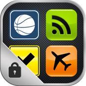 App Icon: Sicherheit. 3.3