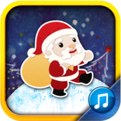 App Icon: Kids' Christmas Jukebox