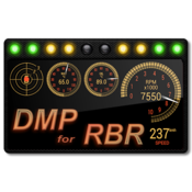App Icon: DashMeterPro for RBR