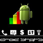 App Icon: DroidStats Premium (Key)