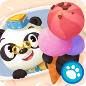 App Icon: Dr. Pandas Eiswagen