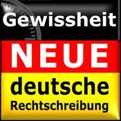 App Icon: Gewissheit - Neue deutsche Rechtschreibung V1.2