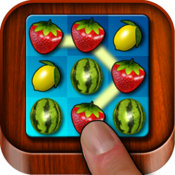 App Icon: Swiped Fruits