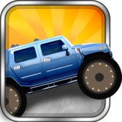 App Icon: Monster truck Game Rage Truck