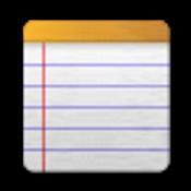 App Icon: Notes
