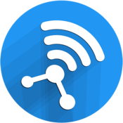 App Icon: ShareOnWifi: P2P file sharing