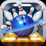 App Icon: Galaxy Bowling