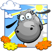 App Icon: Clouds & Sheep