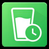 App Icon: Wasser trinken Erinnerung