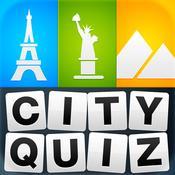 App Icon: City Quiz - 4 Bilder, 1 Stadt 2.02