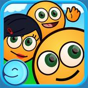App Icon: Gummibuddies - Emoticon, Smiley and Emoji to Text and Share 1.2