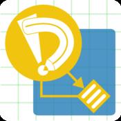 App Icon: DrawExpress Diagram
