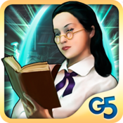 App Icon: Mystery of the Crystal Portal