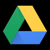App Icon: Google Drive