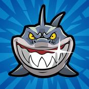 App Icon: Shark or Die