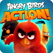App Icon: Angry Birds Action!