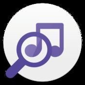 App Icon: TrackID™ – Musikerkennung