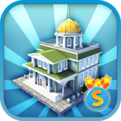 App Icon: City Island 3: Building Sim