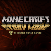 App Icon: Minecraft: Story Mode