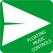 App Icon: Floating Music Controls