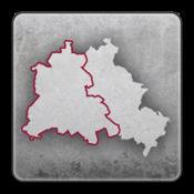 App Icon: Die Berliner Mauer