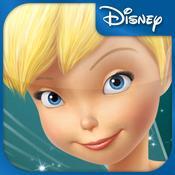 App Icon: Disney Fairies: Fundsachen – Spiele mit Tinkerbell und ihren Feenfreunden 2