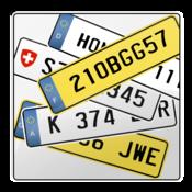 App Icon: Kennzeichen