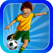 App Icon: Soccer Shoot HD