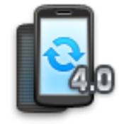 App Icon: ELUGA ICS Update