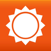 App Icon: AccuWeather - Wetter 9.3.6