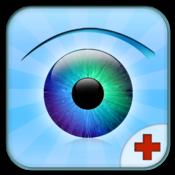App Icon: Eye Trainer - 12 Eye Exercises