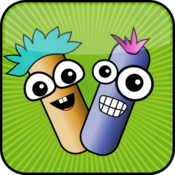 App Icon: Worm Puncher