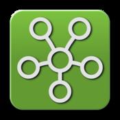 App Icon: SchematicMind Free mind map
