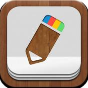 App Icon: PhotoNoter - write beautiful note on your photo 2.3