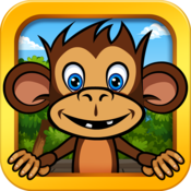 App Icon: Zootier-Puzzle für Kleinkinder