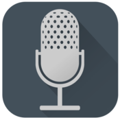 App Icon: Tape-a-Talk Voice Recorder