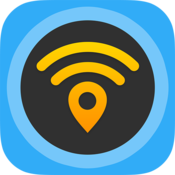 App Icon: WiFi Map — Passwords