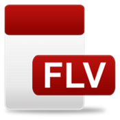 App Icon: FLV Video Player