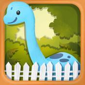 App Icon: Dinorama 1.0.2.4