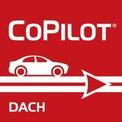 App Icon: CoPilot Premium DACH - GPS Navi mit Offline Karten von Deutschland, Österreich + der Schweiz 9.6.4.148