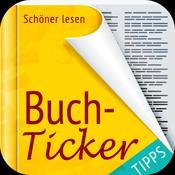 App Icon: Buch-Ticker 1.0